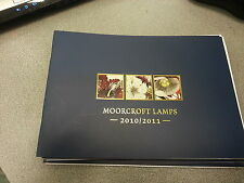 MOORCROFT LAMPS CATALOGUE YEAR: 2010/11