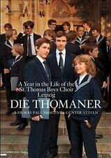 Die Thomaner: A Year in the Life of the St. Thomas Boys' Choir (DVD,...
