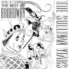 THE SULLIVAN YEARS - THE BEST OF BROADWAY - 2 CD'S