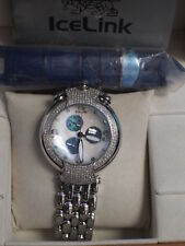 Men IceLink URSA Diamond Watch