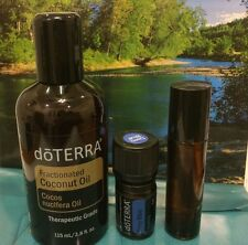doTerra Deep Blue Essential Oil (Pain) Soothing Blend 10mL Roller Bottle