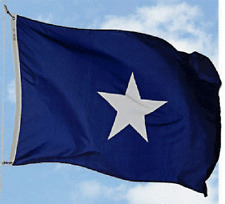 3x5 Bonnie Blue Flag CSA Southern States Flag Banner Pretreated with scotchguard
