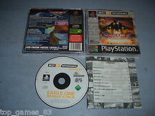 EAGLE ONE HARRIER ATTACK PS1/PS2 (complet - envoi suivi)