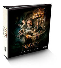 Hobbit Desolation of Smaug Factory Sealed Trading Card Binder Album with KA-08