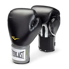 Everlast Pro Style Training Gloves Black 16 oz.