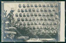 Bologna città Militari Bersaglieri IV Reggimento Mirasoli Foto cartolina QT5777