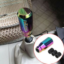Neo Manual MT Aluminum Gear Shift Knob Shifter Stick Lever Universal For Car