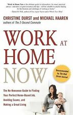 Work at Home Now: The No-nonsense Guide to Finding Your Perfect Home-based Job,