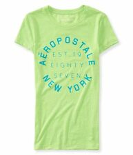 73% OFF! AUTH AEROPOSTALE WOMENS NEW YORK CIRCLE GRAPHIC TEE X-LARGE BNEW $24.5
