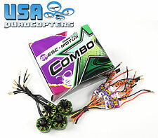 New Multistar Motor Afro ESC Combo - 12A 2206 2150KV Baby Beast Set CW CCW 12Amp