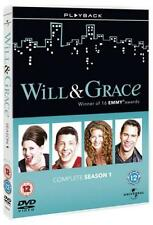 Will and Grace: The Complete Series 1 (Box Set) [DVD]