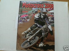 MOTORCROSS 2008 YEARBOOK MOTORGAZET,PHILIPPAERTS,RAMON,DYCKER,BARRAGAN,COPPINS