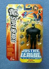 WILDCAT JUSTICE LEAGUE UNLIMITED DC SUPER HEROE COMICS MATTEL 4 INCH FIGURE