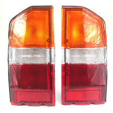 SUZUKI Vitara 1988-1994 rear tail Left Right signal stop lights pair