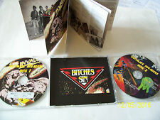Bitches Sin - Ultimate Invaders .2016  [Double CD]