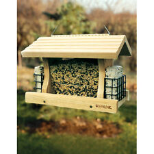 Woodlink Deluxe Cedar Feeder with Suet AT4 Bird Feeder NEW