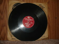 "Columbia 39449 Tony Bennett - While We're Young / Cold, Cold Heart 1951 10"" 78"
