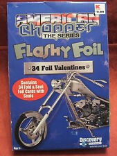 Harley-Davidson  American Choppers The Series  34 Valentines  W-03