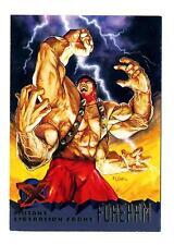 Fleer 1994 X-Men '95 Ultra Card #81 Forearm