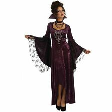 Violet Vampire Adult Halloween Costume, XL