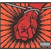 METALLICA [ 2003 ] CD & DVD - ST. ANGER - EXCELLENT CONDITION