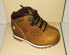 Timberland Splitrock Vintage Boat (70845) Shoes Baby Boys Authentic Size 21 New
