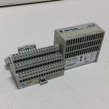 ALLEN BRADLEY XM-120 DYNAMIC MEASUREMENT MOD 1440-VST02-01RA W/ BASE 1440-TB-A