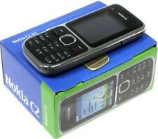 Brand New Nokia C2-01 - Black (Unlocked) Mobile Phone+warranty+UK Seller