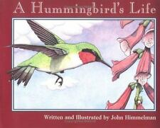 Nature Upclose: A Hummingbird's Life - Illustrated - Gorgeous Pictures !!