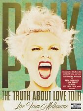 Pink The Truth About Love Tour - Live From Melbourne DVD 2013