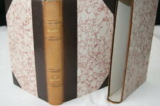 COLETTE-LA SECONDE-EDITION ORIGINALE HOLLANDE NUMEROTE-1929-BELLE RELIURE !