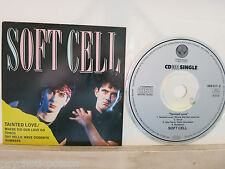 SOFT CELL  Tainted Love /Where did  CARDBOARD SLEEVE CD