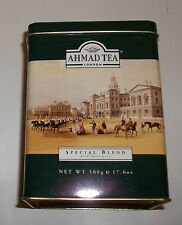 Ahmad Tea London Tin Special Blend (Empty) Made in England