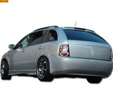 LT Smooth Design Rear bumper Spoiler Skoda Fabia