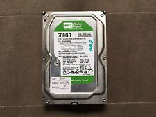 "WD Caviar Green disk drive 500GB internal 3.5"" SATA 3 Gb/s 5400 rpm WD5000AADS"