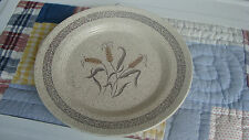 Homer Laughlin China harlequin fiesta Country Wheat speckled DINNER PLATE 10 1/4