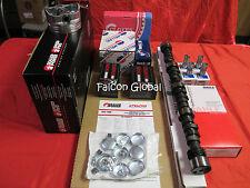 Olds 330 Master Engine Kit 1967 Cutlass 88 98 4-bbl 39 deg cam pistons gaskets+