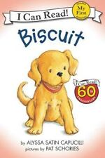 My First I Can Read: Biscuit,Biscuit's New Trick, Biscuit Goes to School.