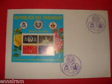 Queen Elizabeth II Silver Jubilee  25 Coronation Paraguay 1978 #2