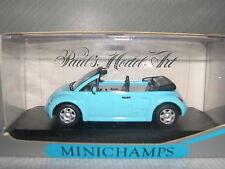 Minichamps Volkswagen Beetle  Concept Cabriolet Open 1994 Blue   Ref. 054030