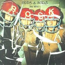 The Who - Odds and Sods LP - Die Cut Cover w/ Naked Eye