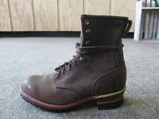 Men's Frye 9M Dark Brown Boot, LEFT BOOT ONLY, NEW WITHOUT TAGS
