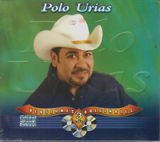 CD - Polo Urias NEW Versiones Originales Includes 3 CD's FAST SHIPPING !