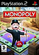 Monopoly For PAL PS2 (New & Sealed)