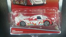 DISNEY PIXAR CARS SHU TODOROKI WGP 2016 SAVE 5% WORLDWIDE FAST SHIP