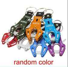 Tiger Hook Lock 1PCS Climbing Tool Keyring Carabiner Ring Hiking Clip Keychain