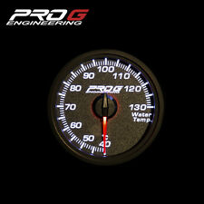 Pro G Race Series RC Gauge - Water Temperature °C 52mm (white)