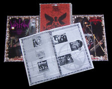 Satans Sadist #3 (Incl. Poster) (Bulldozer, Impetigo,Xibalba, Black Metal, Zine)