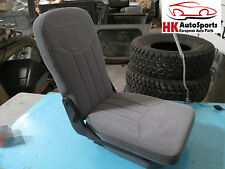 STEEL HORSE AUTOMOTIVE 445161S HIGH BACK TRUCK JUMP SEAT CENTER CONSOLE VELOUR