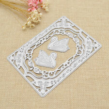 Little Swan Metal Cutting Dies Stencil DIY Album Scrapbooking Paper Card Diary